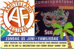 Zomerspektakel & Amstellandfestival 2017